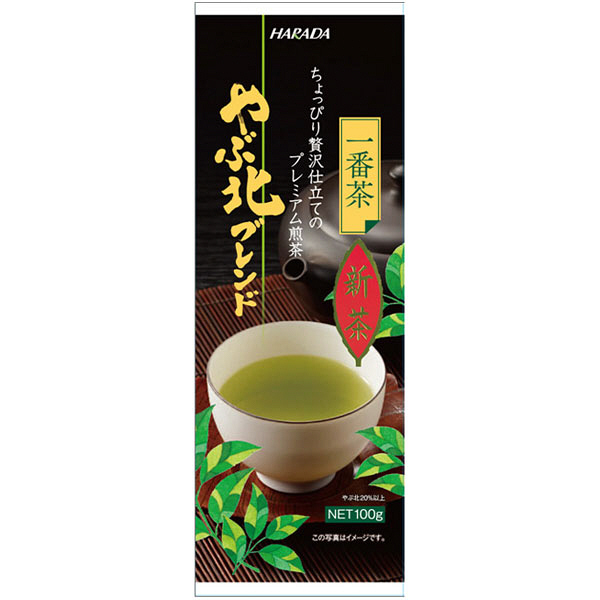 やぶ北ブレンド 一番茶 1袋(100g)