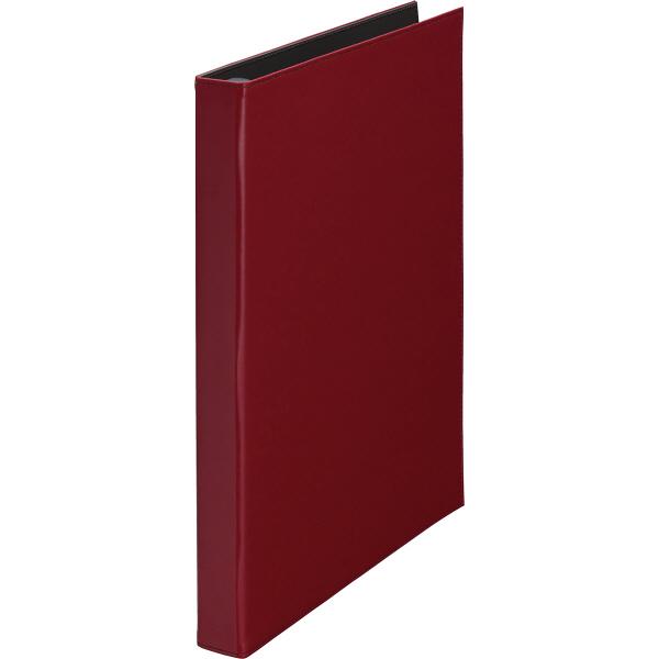 レザフェス 名刺ホルダー 300名用 赤