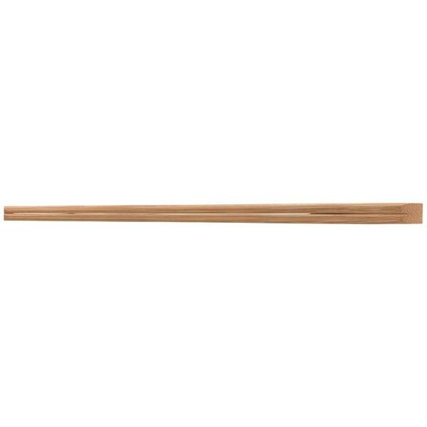 炭化竹天削割箸 24cm 1袋100膳入