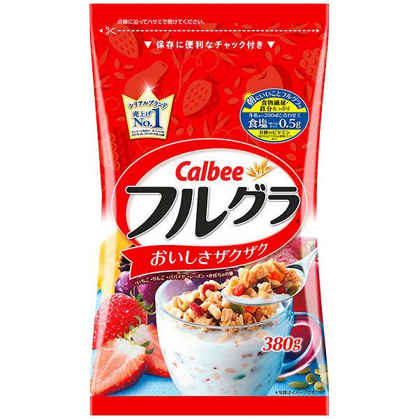 カルビー フルグラ 380g 1袋