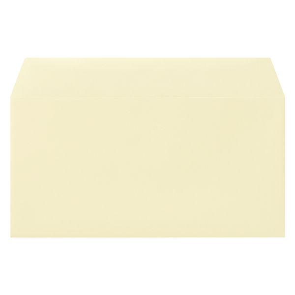 ムトウユニパック ナチュラルカラー封筒 長3横型 クリーム 300枚(100枚×3袋)