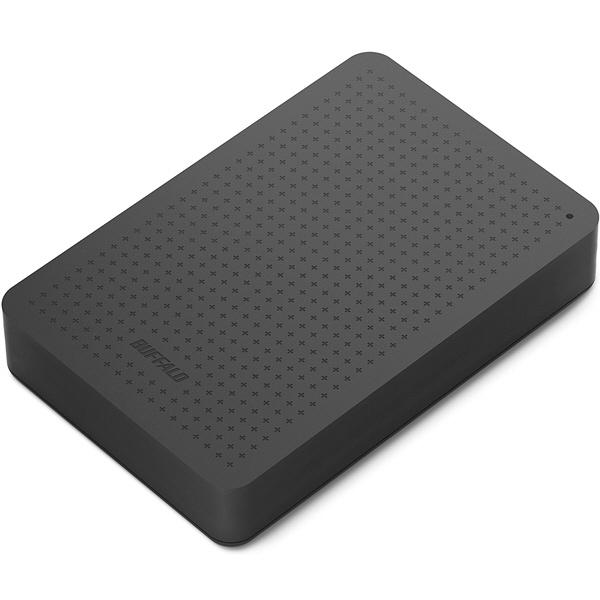 バッファロー ポータブルHDD 2TB