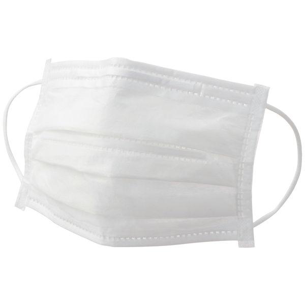kuraflex(クラフレックス) 使い捨て防塵 ストレッチマスク  EF 白 1パック(50枚入)