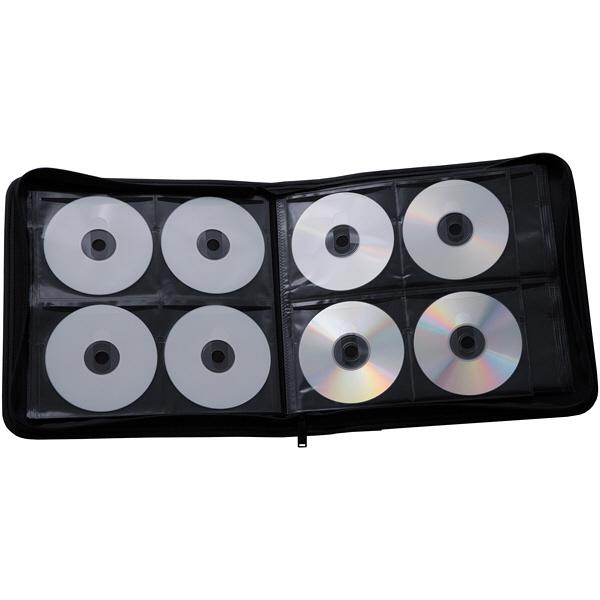 エレコム CD/DVDケース 160枚入