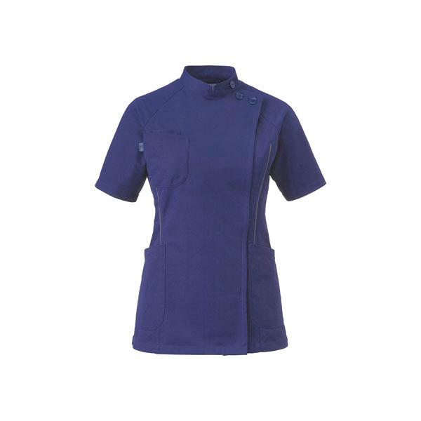 ミズノ ユナイト ケーシージャケット(女性用) ネイビー 3L MZ0048 医療白衣 ナースジャケット 1枚 (取寄品)