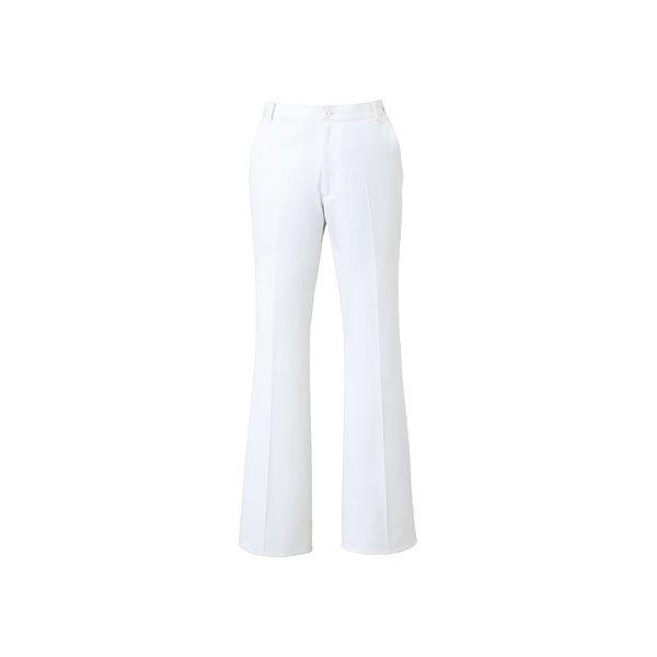 ミズノ ユナイト パンツ(女性用) ホワイト S MZ0070 医療白衣 ナースパンツ 1枚 (取寄品)