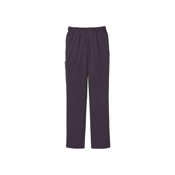 ミズノ ユナイト ニットスクラブパンツ(男女兼用) パープル S MZ-0085 医療白衣 1枚 (取寄品)