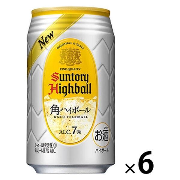角ハイボール 350ml 6缶