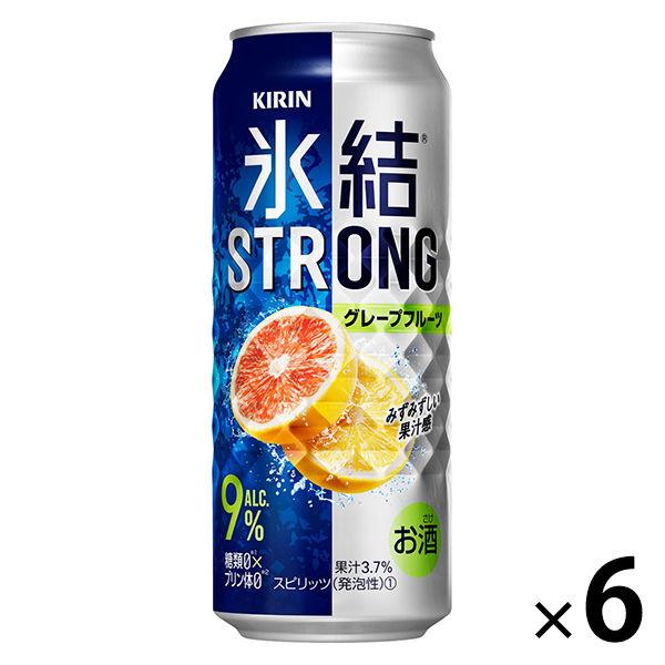 氷結ストロングGF 500ml 6缶