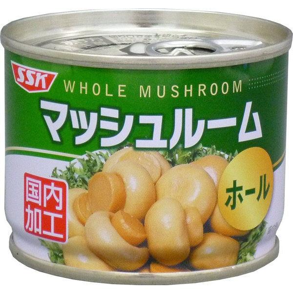 マッシュルーム(ホール)65g1缶