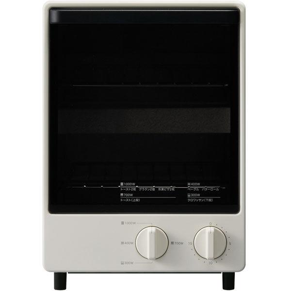 オーブントースター・縦型 無印良品
