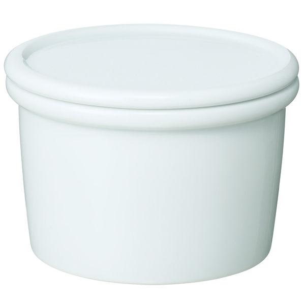 白磁保存容器 小
