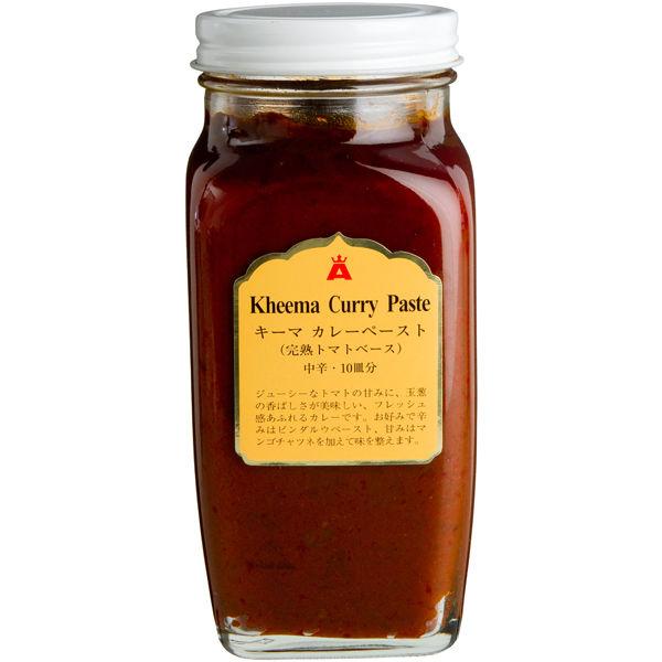 朝岡スパイス キーマカレーペーストLL瓶
