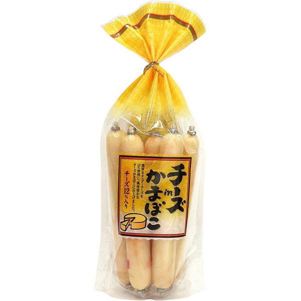 メイホク食品 MH チーズinかまぼこ