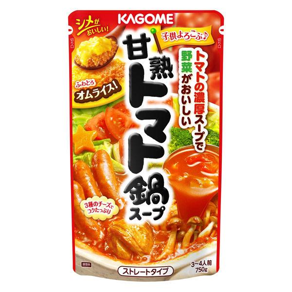 甘熟トマト鍋スープ 750g