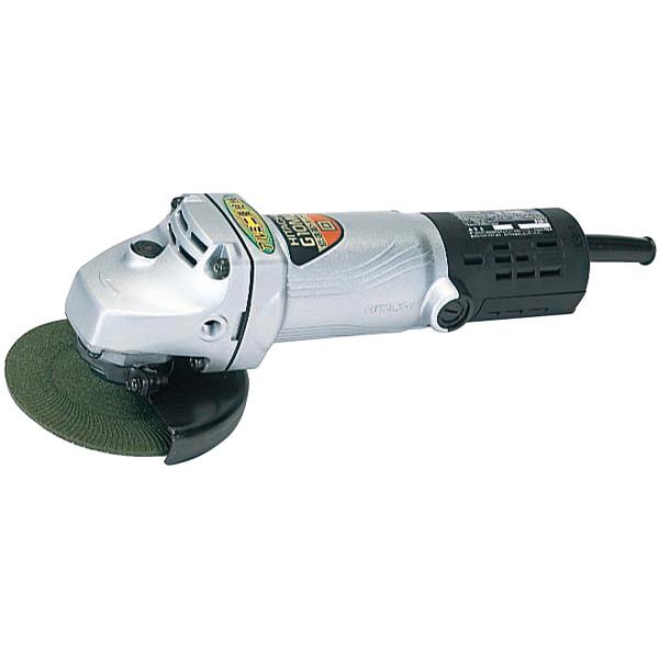 日立工機 電気ディスクグラインダ 低速高トルク G10ML