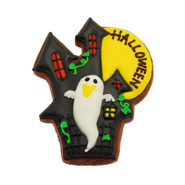 ハロウィンクッキー ホーンテッドハウス