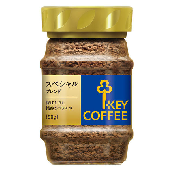 LOHACO - 【インスタントコーヒー】キーコーヒー インスタント ...