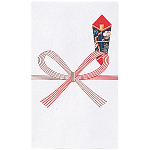今村紙工 のし袋 封筒型五円袋 1セット(50枚:10枚入×5袋)