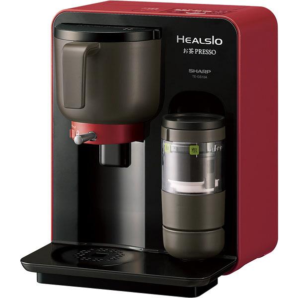 ヘルシオお茶PRESSO 赤 1台