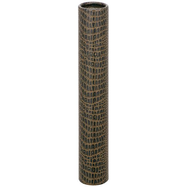 ワニ柄筒 A4サイズ 1セット(36本:12本入×3箱) 小林丸筒制作所