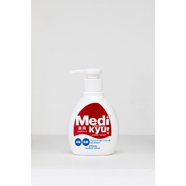 薬用ハンドソープ メディキュッ 本体