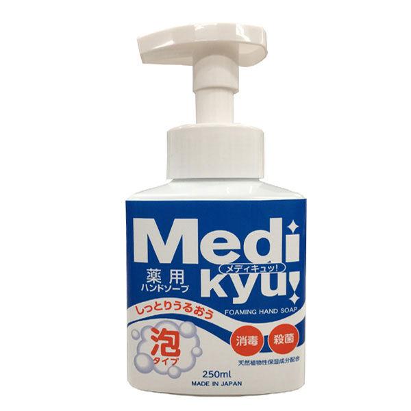薬用ハンドソープ メディキュッ 泡タイプ