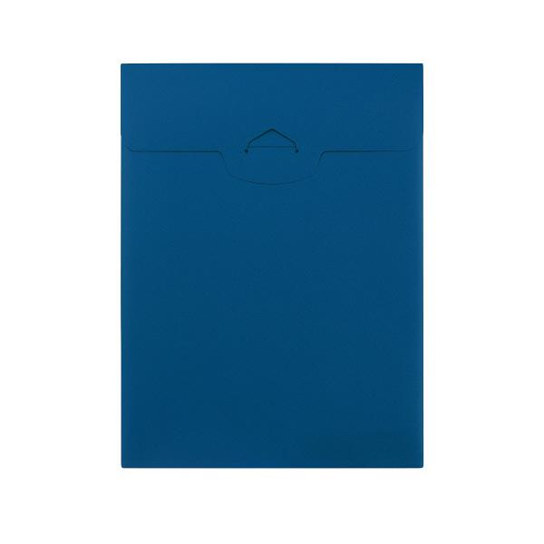 プラス P付エンベE FL-118CH BL 1袋(5枚入) (直送品)