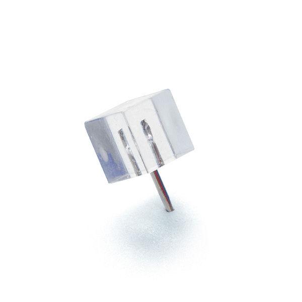 プラス マップピン 角 CL CP-108R 1セット(3個入) (直送品)