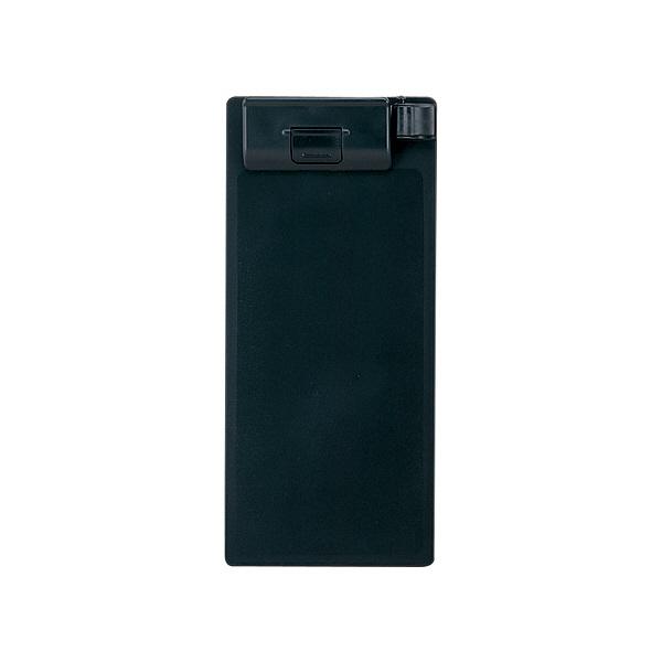 リヒトラブ クリップボード 黒 A-960U-24 1袋(3枚入り) (直送品)