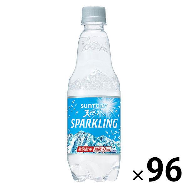 南アルプスの天然水スパークリング96本