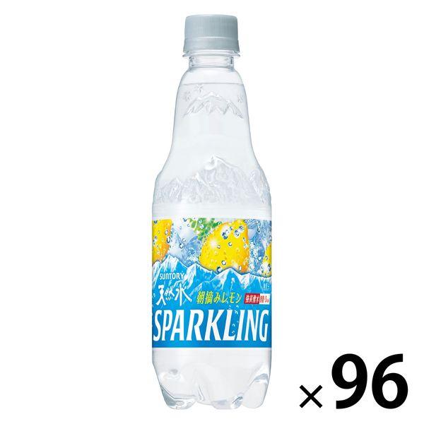 天然水スパークリングレモン 96本