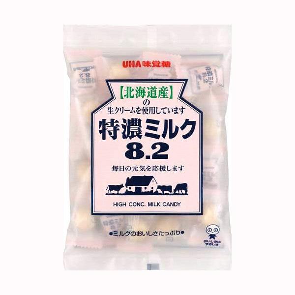 UHA味覚糖 特濃ミルク8.2 1個