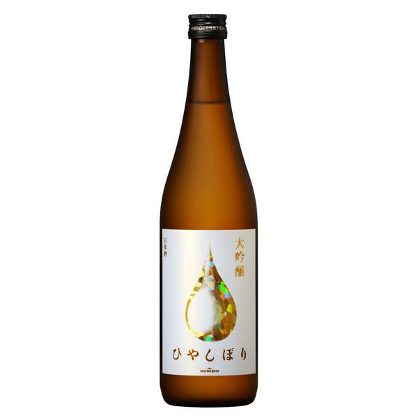 KONISHI大吟醸ひやしぼり720ml