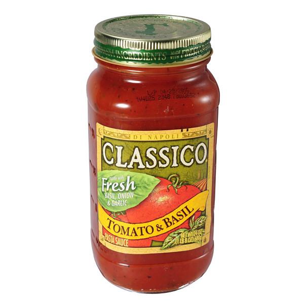 ハインツ クラシコ トマト&バジル