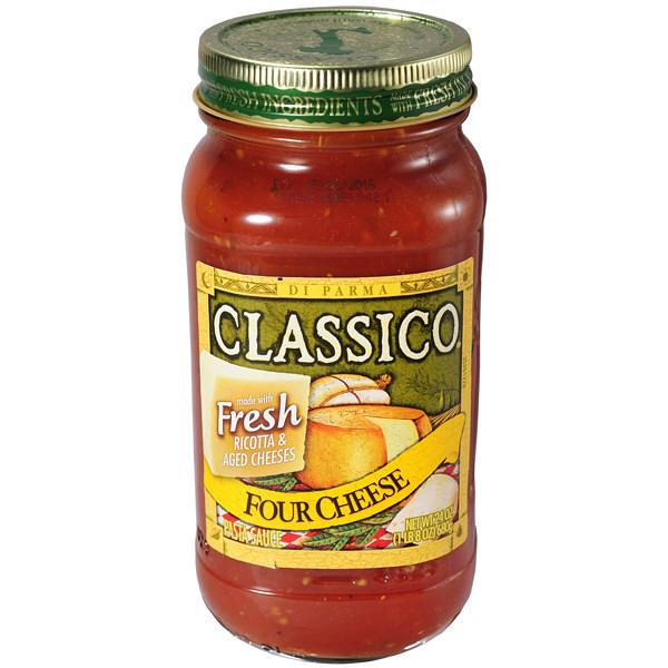 ハインツ クラシコトマト&4チーズ