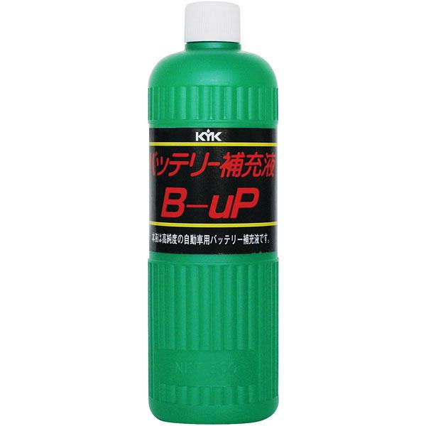 バッテリー補充液B-UP ST300