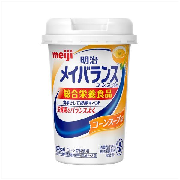 明治 メイバランスMiniカップ コーンスープ味 1本