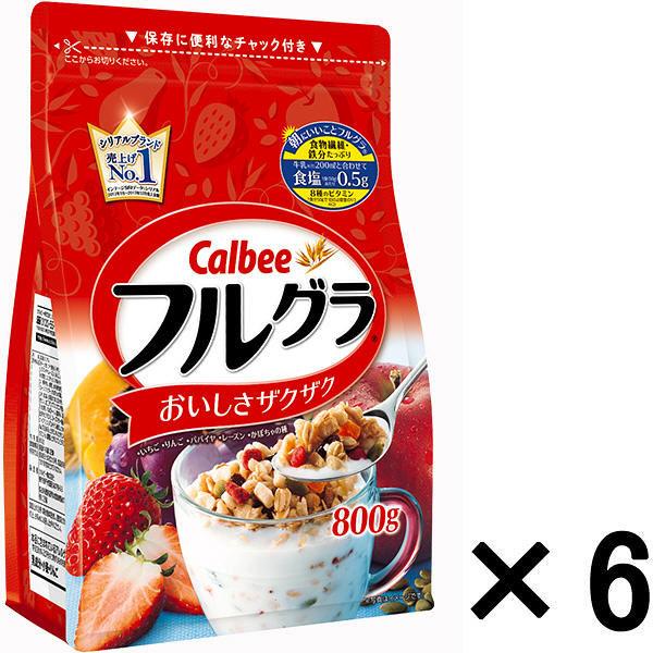 カルビー フルーツグラノーラ徳用 6袋