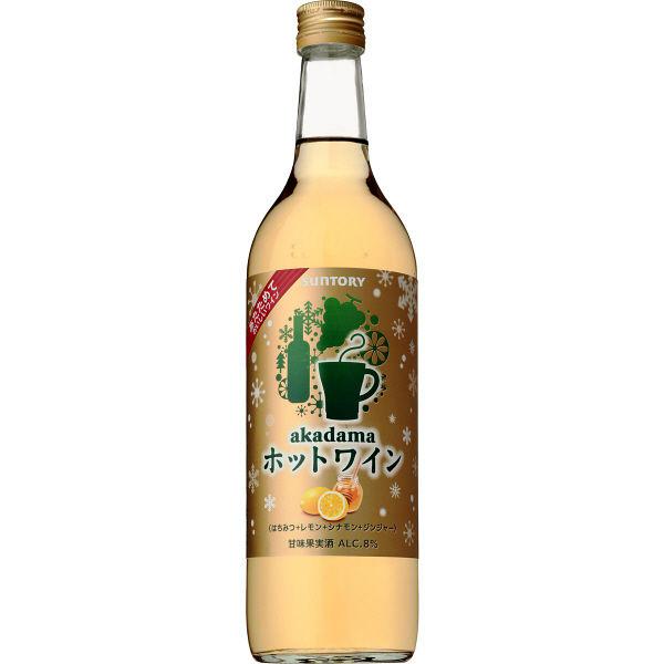 akadamaホットワイン白 720ml