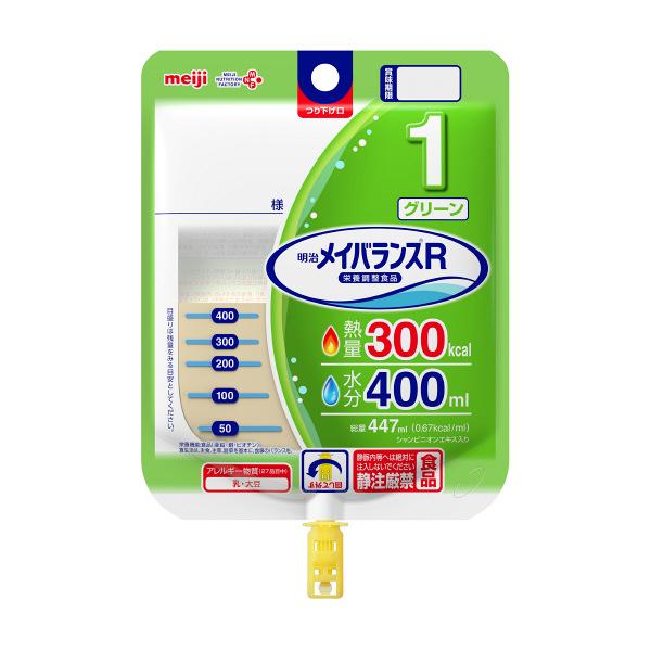 明治メイバランスR 1グリーン 1箱(12パック入) (取寄品)