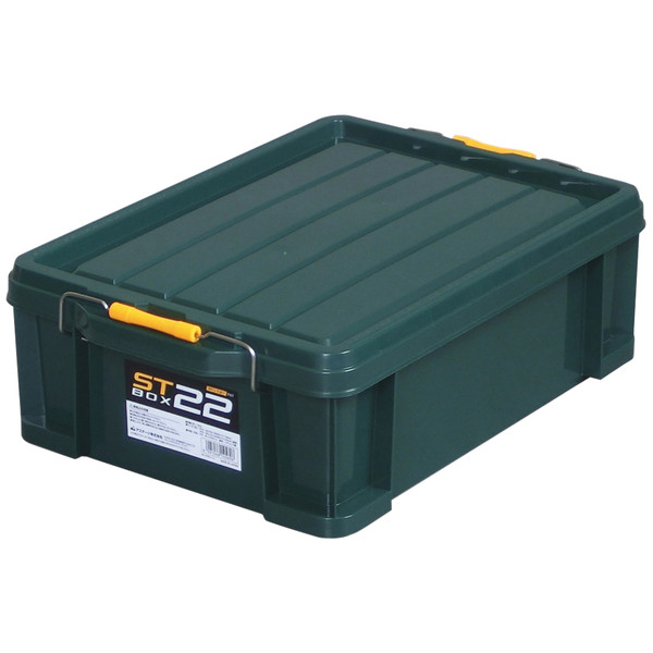 STボックス 23L グリーン #22G