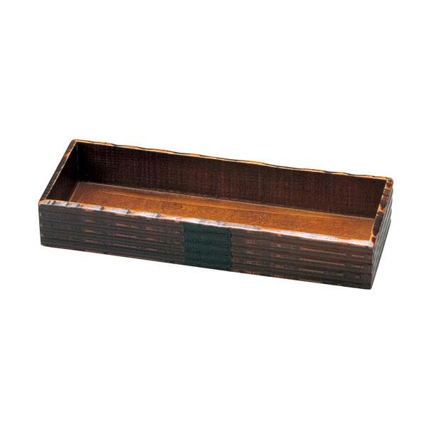 福井クラフト 木製 大和BOX 栃 25cm 85914770 OYM0101 TKG (取寄品)