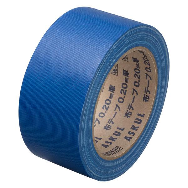カラー布テープ 青