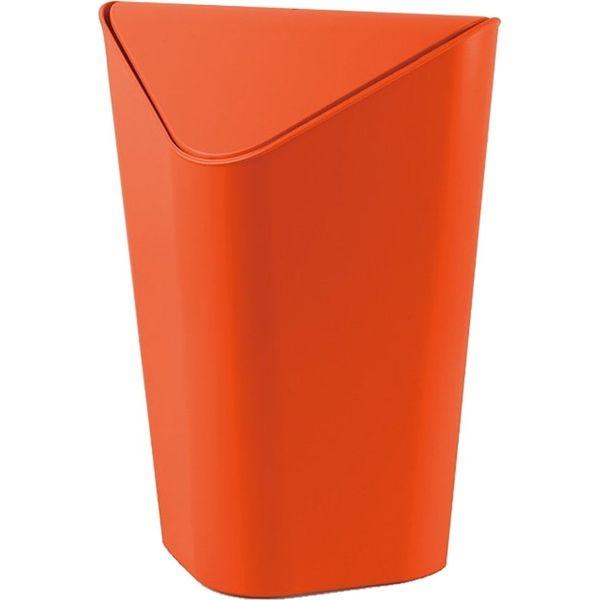 Umbra(アンブラ) コーナーカン 幅280×奥行255×高さ360mm マンダリンシマー 2086900814 1セット(3個入り)(直送品)