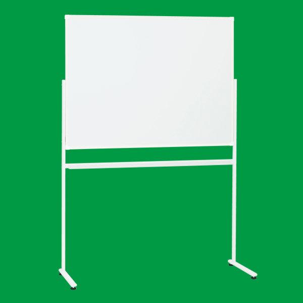プラス L字脚ホワイトボード 幅1267