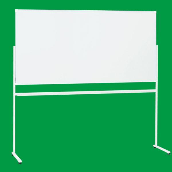 プラス L字脚ホワイトボード 幅1867