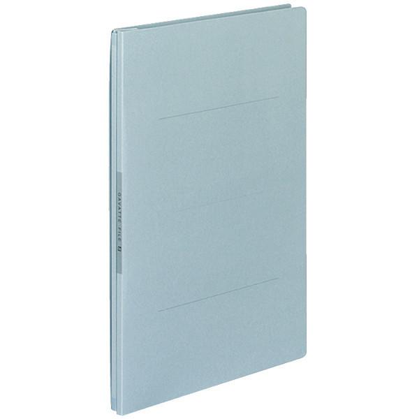 コクヨ ガバットファイルS(ストロングタイプ) A4タテ ブルー フ-S90B 1袋(10冊入)