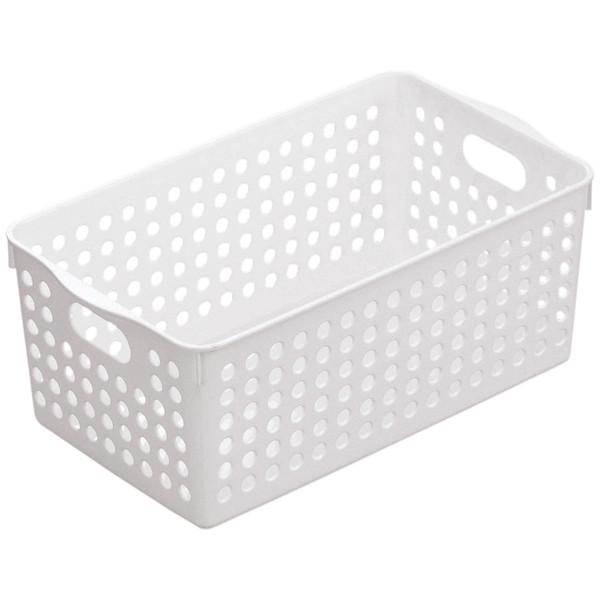 イノマタ化学 ストックバスケット ワイド 4571 1セット(15個:5個入×3袋)
