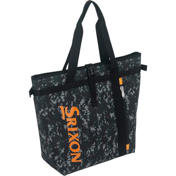 SRIXON(スリクソン) 【テニス用ラケットバッグ】 トートバッグ ラケット1本収納可  ネイビ- 1個 DUN SPC2713 545 ダンロップ(取寄品)